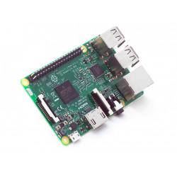 Web4Rail @ Raspberry Pi 3